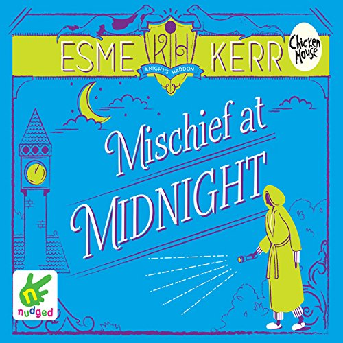 Mischief at Midnight cover art