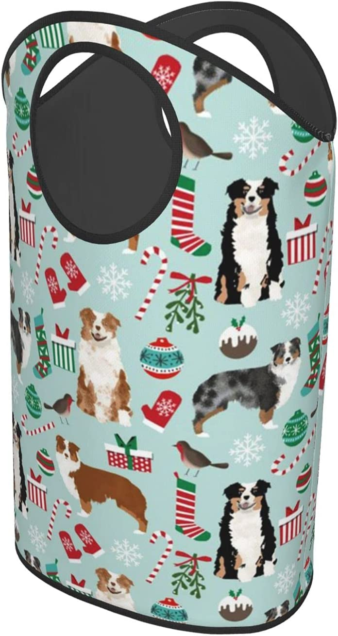Christmas Festive Holiday Max 73% OFF Max 47% OFF Dog Freestanding Large Laundry B Sized