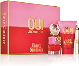 Juicy Couture 3 Piece Fragrance Gift Set, 3 Count.
