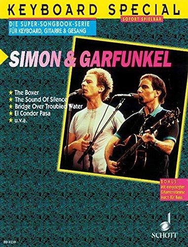 Simon & Garfunkel: Keyboard, Gitarre und Gesang. (Keyboard Special)