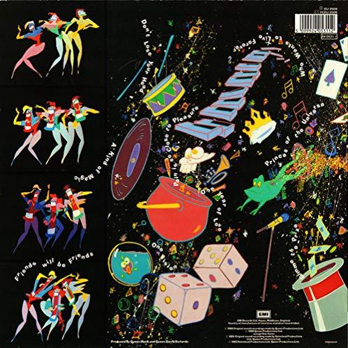 A kind of magic (1985/86) [Vinyl LP] - 2