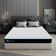 Queen Memory Foam Mattress, Avenco 10 Inch Queen Size Mattress in a Box, Premium Bed Mattress Queen with CertiPUR-USFoam ...