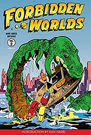 [Forbidden Worlds Archives: Volume 2] (By (artist)  Al Williamson , By (artist)  Sam Cooper , By (artist)  Harry Lazarus , By (artist)  George Wilhelms , By (artist)  Roy Krenkel , By (author)  Richard E. Hughes , Edited by  Philip Simon) [published: June, 2013]