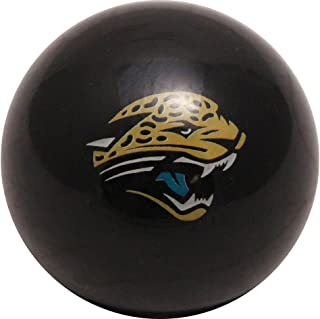 Jacksonville Jaguars BLACK Billiard Pool Cue 8 Ball