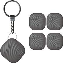 $39 » Key Finder - Nutale Findthing 4 Pack Smart Bluetooth Tracker Item Locator Bidirectional Alarm Finder Device for Keys Phone...