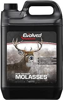Evolved Habitat Premium Wildlife Molasses, 1 Gallon - Premium Deer Attractant