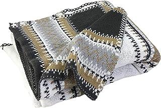 noyydh منشفة مكيفة الهواء بطانية، بطانية سرير محبوك بطانية عارضة، غرفة المعيشة الديكور أريكة بطانية 130x170cm