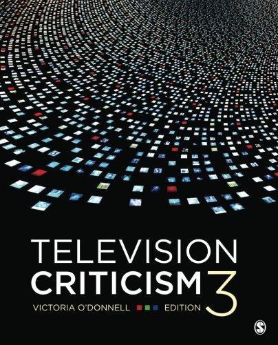Television History & Criticism