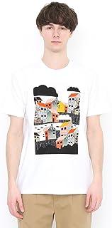 (グラニフ) graniph コラボレーションTシャツ/ハウシズ (ペトラフェルベダ) (ホワイト) (g100) (g107)