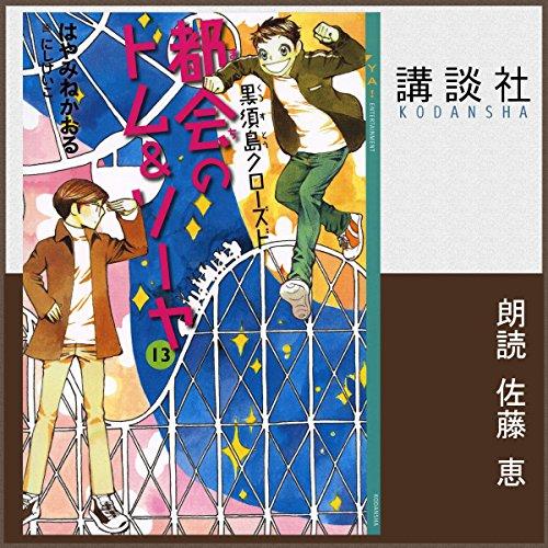 『都会のトム&ソーヤ 13』のカバーアート