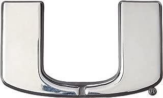 Premium University of Miami Hurricanes Metal Auto Emblem