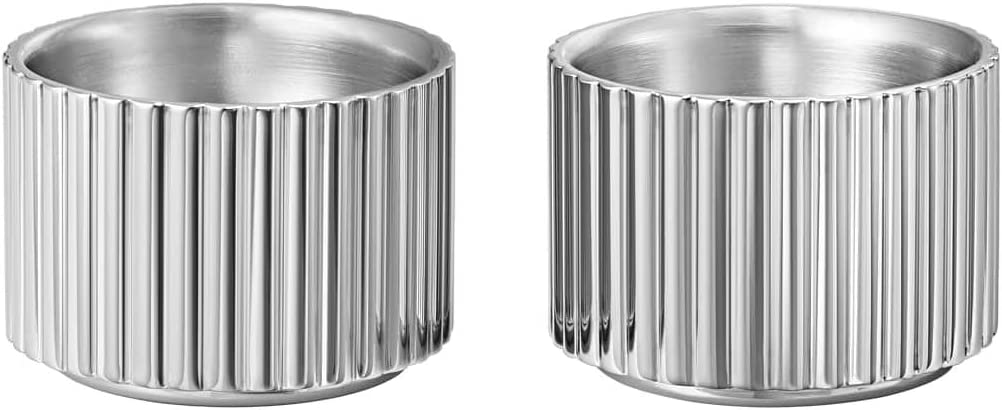 Georg Jensen Bernadotte Courier shipping free shipping Stainless Steel 2 of Egg store Cup Set