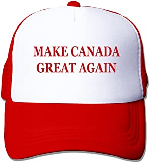 Make Canada Great Again Trucker Hat One Szie with Unisex
