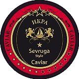 125 gr. Le Caviar Baerii Royal (Esturgeon sibérien).Livraison gratuite