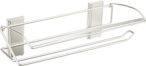 3M Command 17678B Stainless Steel Metal Paper Towel Holder