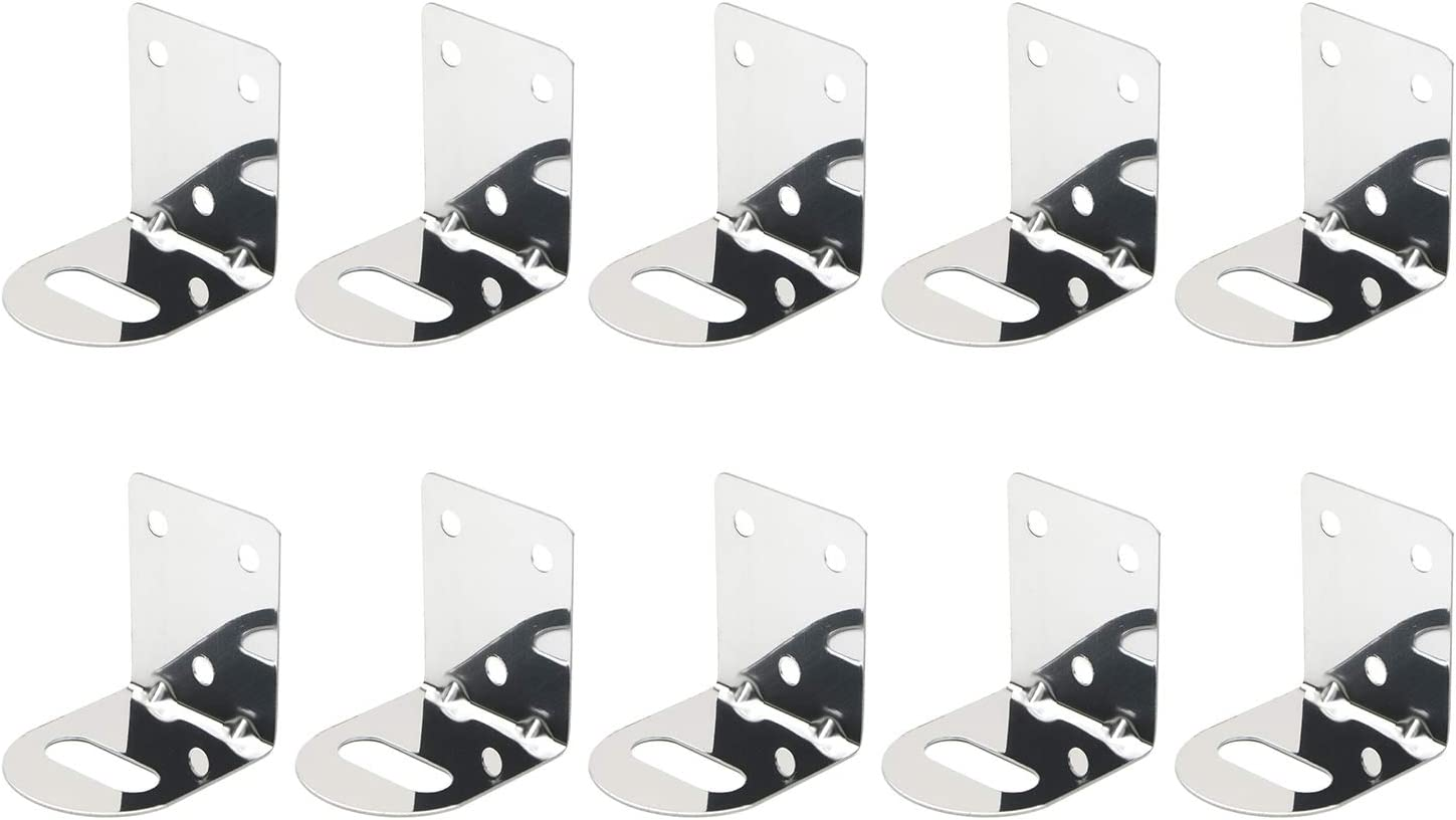 Pxyelec L-Shaped 2.2 x 2.1 1.73 Stainless NEW before selling Max 48% OFF W Steel Hanging inch
