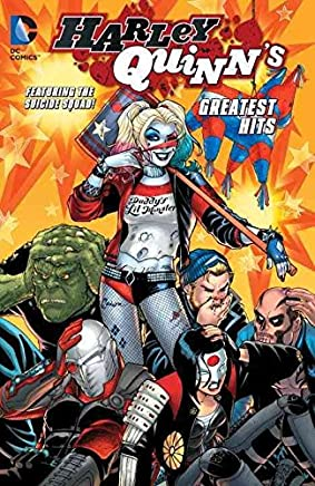 [Harley Quinns Greatest Hits] (By (artist) Jim Lee , By (artist) Jock , By (artist) John Timms , By (artist) Guillem March , By (artist) Bruce Timm , By (author) Amanda Conner , By (author) Jimmy Palmiotti , By (author) Paul Dini , By (author) Jeph Loeb) [published: July, 2016]