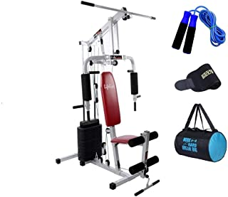 Lifeline Complete Home Gym Set 002 with Bag and Sweat Belt