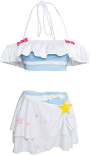 Fate/Extella Link Astolfo Swimsuit Bikini Set FGO Apocrypha Fa Rider Astolfo Cospaly Costume
