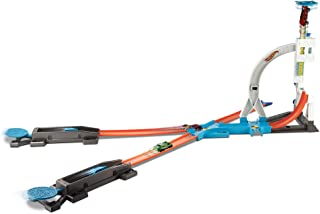 Hot Wheels Track Builder System Stunt Kit Playset [Amazon Exclusive]