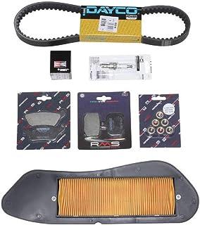 Motodak Pflegeset für Maxi Roller anpassbar Yamaha 125 Xmax 2006+2009 MBK 125 Skycruiser 2006 + 2009 – rms