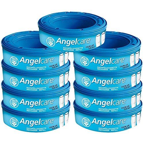 Angelcare 2320 Nachfüllkassette Plus 2017, Menge:9 Stück