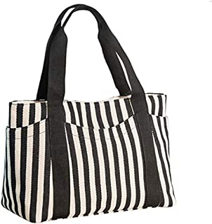 Best striped tote bag Reviews