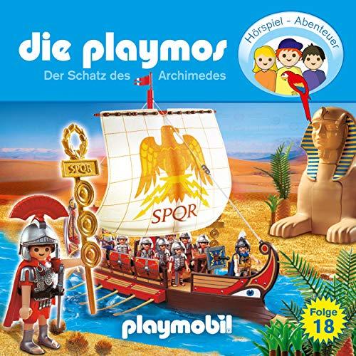 Der Schatz des Archimedes. Das Original Playmobil Hörspiel Titelbild