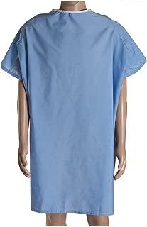 BHmedwear Congenial 3XL - 100% Cotton Hospital Gown - Back Opening