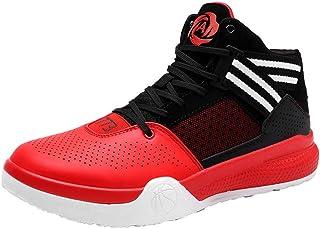 e664618819139 Willsky Chaussures de Basket-Ball pour Hommes, Formateurs de Basket-Ball  Bottes de