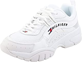 Tommy Jeans Heritage Runner Womens Platform Trainers