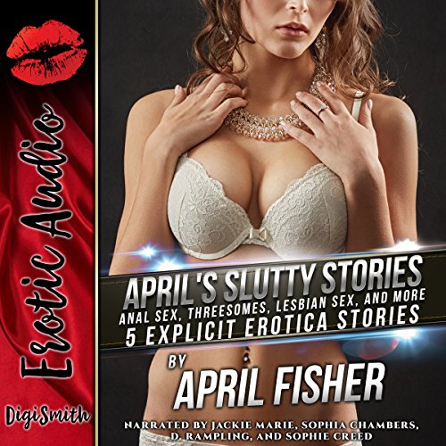 April's Slutty Stories cover art