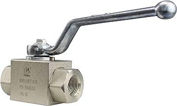 Best hydraulic shut off valve Reviews