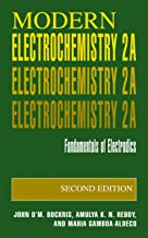 Modern Electrochemistry 2A, Fundamentals of Electrodics