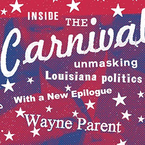 Inside the Carnival audiobook cover art