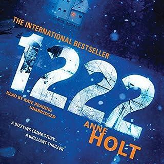 1222: The Hanne Wilhelmsen Novels, Book 8 audiobook cover art