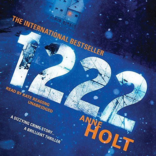 1222: The Hanne Wilhelmsen Novels, Book 8 audiobook cover art