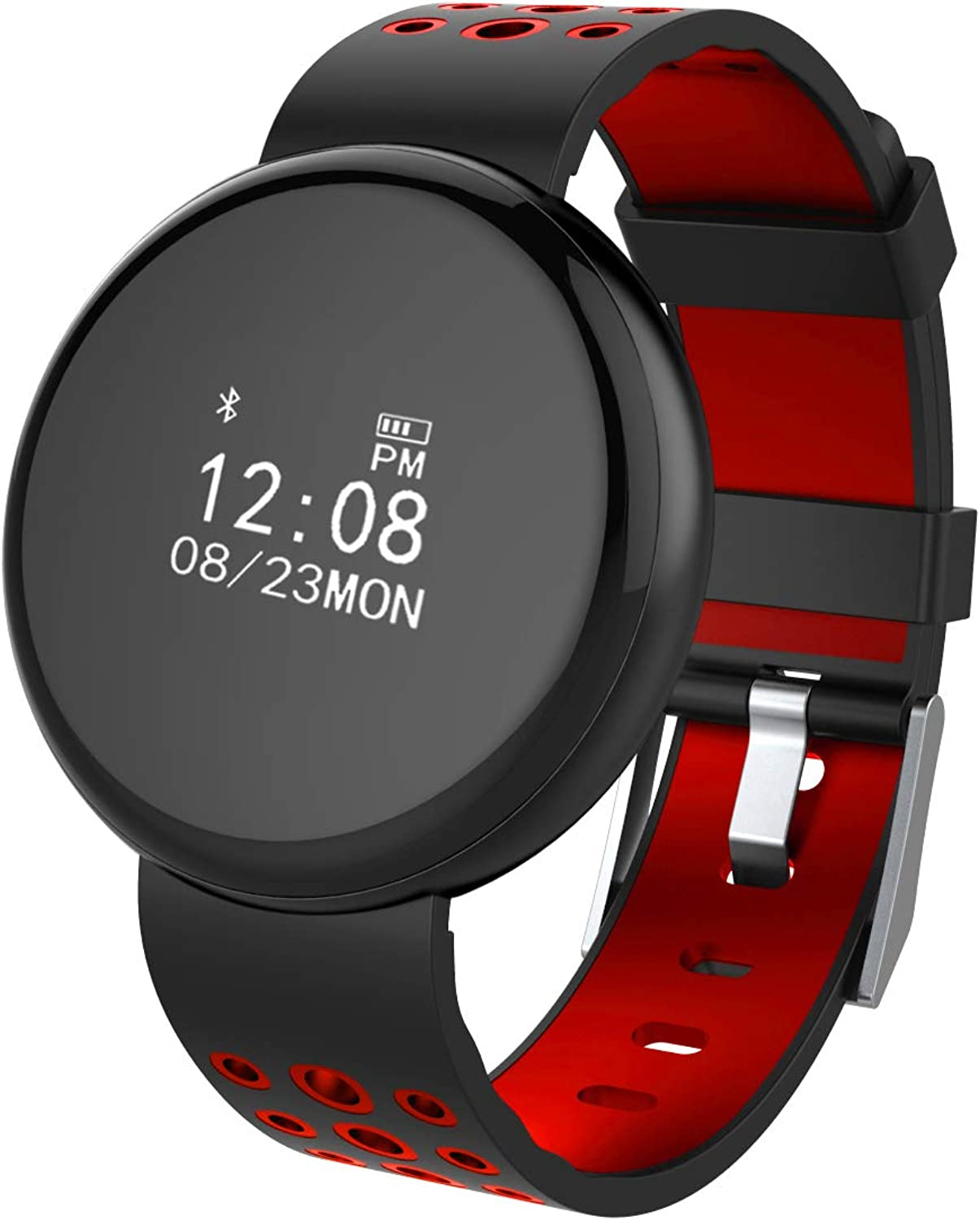 Smart Bracelet with Heart Rate Sports Healthy blueeetooth Watch Waterproof Calorie Pedometer Fitness Tracker