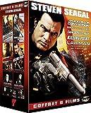 Steven Seagal - Coffret 6 films : Maximum Conviction + Rendez-vous en enfer +...