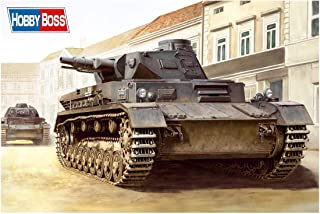 Hobby Boss Panzerkampfwagen IV Ausf. C Model Kit (1/35 Scale)