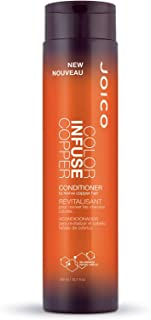 Joico Color Infuse Conditioner, Copper, 10.1-Ounce