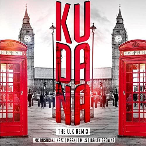 Kazz Khalif feat. MC Bushkin, Mils, Bailey Browne & Marni