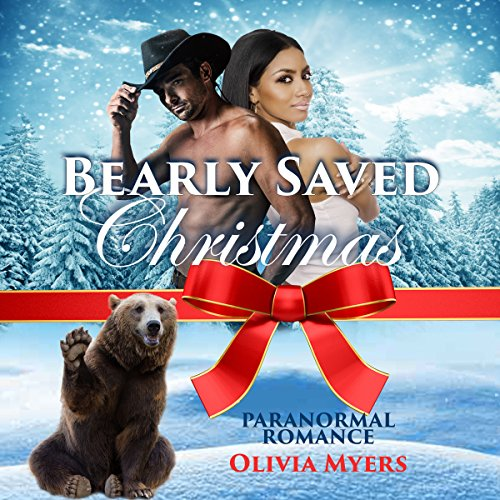 Christmas Romance: Bearly Saved Christmas audiobook cover art
