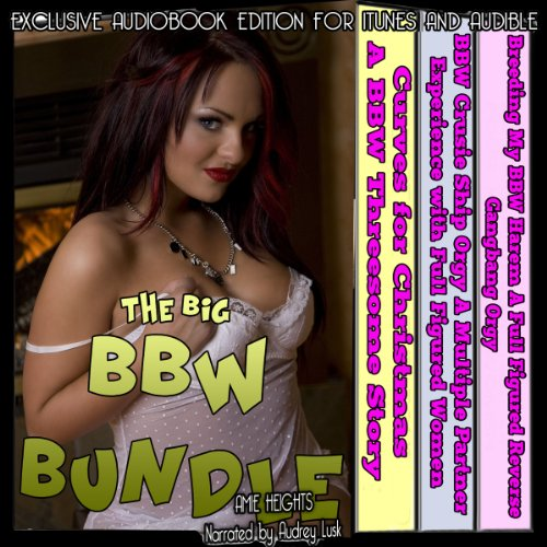 The Big BBW Bundle audiobook cover art