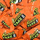 Take5 Snack Size Candy Bars 0.55 Ounces (Pack of 2 Pounds)