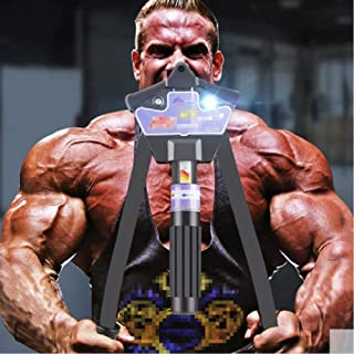 1パワーツイスターチェストエキスパンダー/強度30kgのへ60キロからトレーナーベストアーム演習/調節可能な強度トレーナープルエクササイザーと抵抗で4