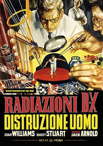 Radiazioni Bx: Distruzione Uomo (Restaurato In Hd)