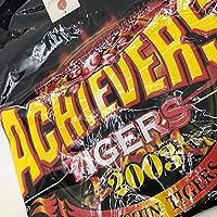 阪神タイガース 2003年 優勝ビール掛けTシャツ ブラック黒ML