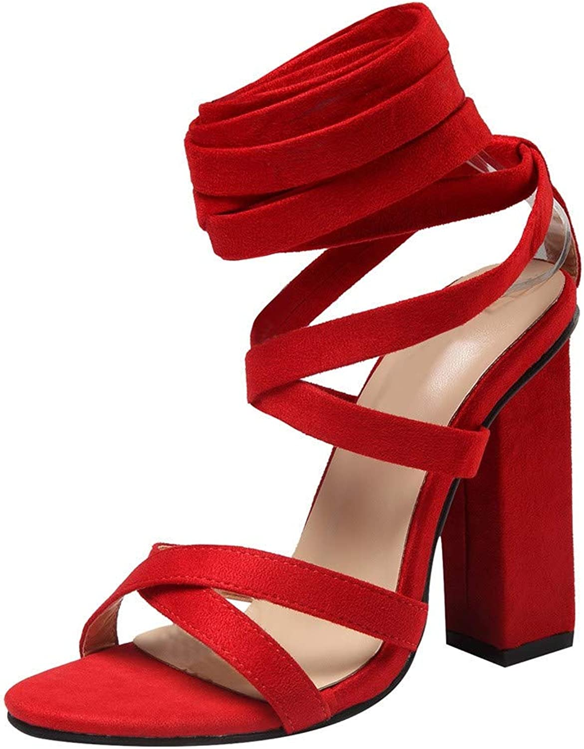 High Heeled Sandals for Women On Sale Clearance,melupa Sexy Cross Strap Wedding Party Prom Pumps