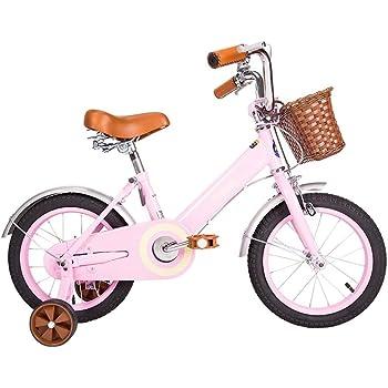 KOSGK Bicicletas para NiñOs Y NiñAs Bicicletas 12/14/16/18 ...